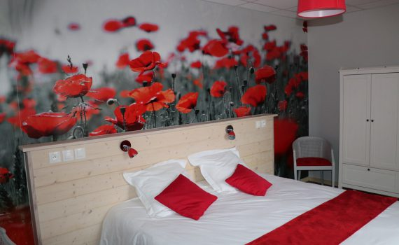 Poppy bedroom